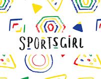 Sportsgirl Rebrand