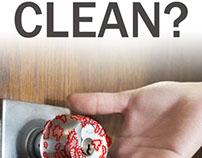 Clean? Poster Series