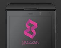 Gazzet BB10