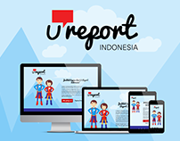 UNICEF's U-Report Indonesia (2014)