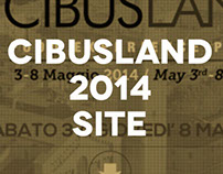 CIBUSLAND PARMA 2014 New Website
