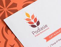 Podlasie Restaurant Branding