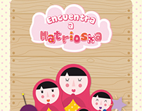 Material promocional Mini juego: Encuentra a Matrioska