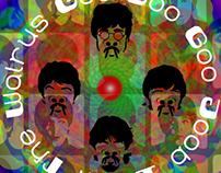 Beatles I am the Walrus Mid-Term Fall 13