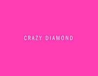 FREE FONT - Crazy Diamond