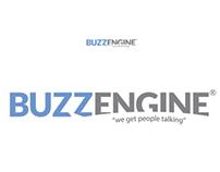 Buzz Engine Logo Studies