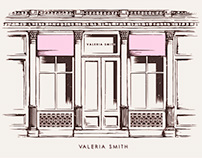 Valeria Smith NY - Line Arts