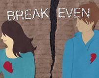 """""""Breakeven"""" CD cover"""