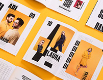 Flare Magazin — Issue 01