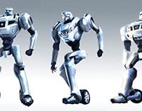 NISSAN - Robot Designs