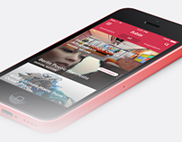 Fubiz for iOS7