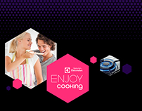 ELECTROLUX  enjoy cooking