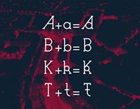 Kass /// New Font