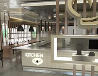 Kitchen cok_Restaurant