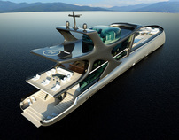 SUPER YACHT DESIGN