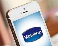 Vaseline WAP site - 2012