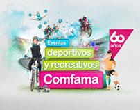 Comfama Eventos Deportivos - cockchester+partners