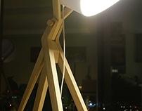 Devant Freestanding Lamp Design
