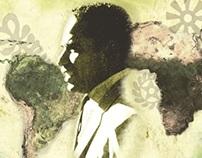 Afiche VII Simposio internacional Jorge Isaacs 2011