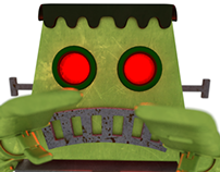 Monsters vol.1 Franky