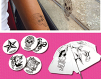 Junior Ink - Shadow Tattoos, Ambient 2008