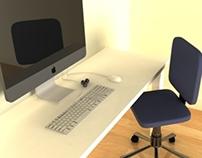 3d Model / texture / render