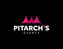 Imagen corporativa Pitarch's Events