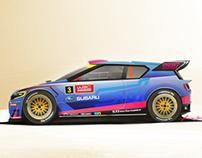 Subaru RE-360º