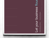 DBS Executive Business Folder.