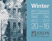 Joslyn Art Museum Mailer