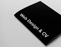 Website Portfolio and CV - Workbook