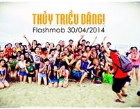 """[30 April 2014] """"The Wave Rises"""" Flashmob"""