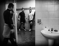 DRESSING ROOM - AS Idron Rugby