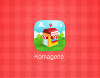 Komagene mobil application