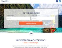 Check In Web