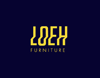 Loeh Furniture - Visual Identity