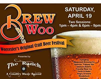 Brew Woo 2014 Poster