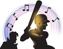 Client:USA Weekend Magazine - Player Theme Songs
