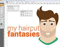 my haircut fantasies.