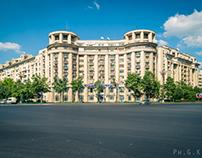 Bucharest architectures
