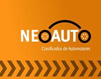 NeoAuto - Rediseño de Sitio Web