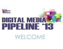 2013 Digital Media Pipeline Introduction Montage