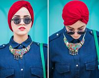 Fashion Editorial: Vintage Reclamation.