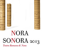 Nora Sonora 2013