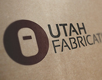 UTAH Fabrication - Logo Prototype