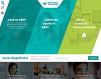 WEB: Sistema de Banca para el Desarrollo