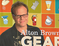 Alton Brown's: Gear for Your Kitchen + User Manual