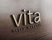 Kurumsal Kimlik Tasarımı - Vita (2013)