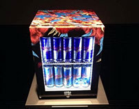 RED BULL CURATES: CANVAS COOLER