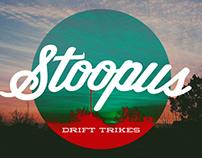 Stoopus Drift Trikes Logo